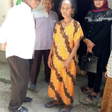 Album : Bupati Sambangi Warga Banjarjo